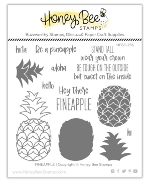 hbs fineapple stamp