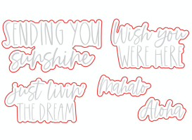 hbs wish you were here outline